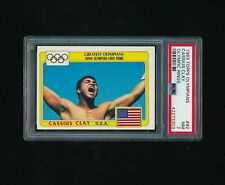 1983 TOPPS OLYMPIANS CASSIUS CLAY #92 PSA 7 Rings variation pop 2 (6 higher)