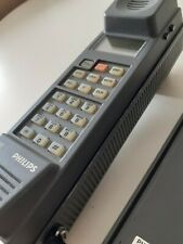Philips PCR 80 Vintage 1980s Brick Mobile Phone