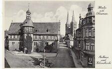 Höxter Weser AK alt Rathaus Kilianikirche Niedersachsen 1806159