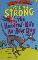 The Hundred-Mile-an-Hour Dog, Strong, Jeremy, Very Good Book