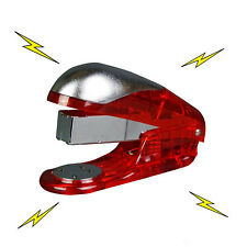 Electric Shock Toy Red Stapler Office Prank Joke Funny Trick Novelty Gag Gift