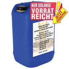 20l SAE 10W40 Motoröl für ACEA A3 B4 API SL CF VW 502 00 505 00  20 Liter