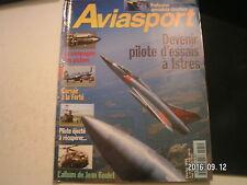 **b Aviasport n°531 La compagnie des pistons / Corsair à la Ferté / Jean boulet