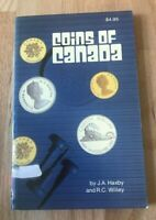 Coins of Canada by Haxby and Willey - Printed 1987