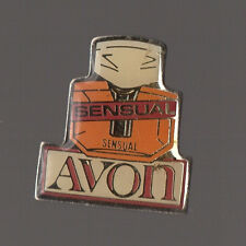 Pin's Produits cosmétiques / Avon - sensual
