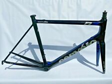 Cervelo R3 SL Carbon Road Bike Frameset - size 56 - Black / Blue - RRP £2399.99