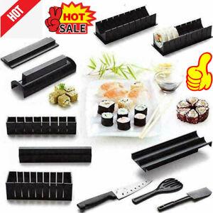 DIY Sushi Making Kit Reiswalzenform-Set für Sushi-Rollen Küchenwerkzeug-Set Tool