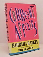 Current Affairs by Barbara Raskin