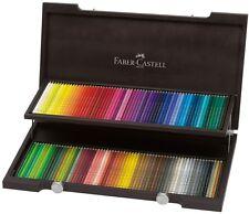 Faber Castell 120er Holzkoffer Polychromos Farbstifte 110013
