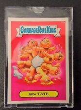 Garbage Pail Kids - GPK - 2014 Series 2 - 70a Row Tate - Blank Back w/COA