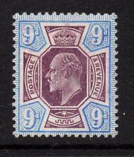 Mute Pre-Decimal Great Britain Edward VII Stamps