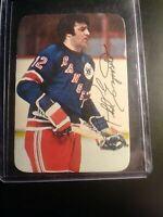 1976-77 Topps Glossy #7 Phil Esposito New York Rangers