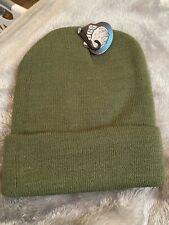 Pugs - Knit Hat - Green