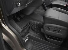 """Gummifußmatten vorn Original VW Transporter T5 T6 """"Heavy Duty"""" Fußmatten OEM"""
