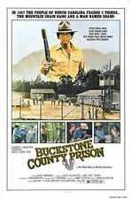 Buckstone County Prison Poster 01 Metal Sign A4 12x8 Aluminium