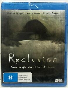 Reclusion aka Door to the Other Side - Blu-Ray - AusPost with Tracking - New sea