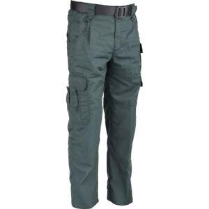 EMS Medic Green Soft Lightweight Ripstop Trousers 34 Leg - Paramedic/Ambulance