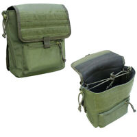 Webbing Soft Padded Interior OD GREEN Large Binocular Pouch Molle Pals
