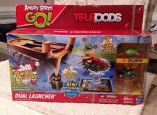 Angry Birds Go! Telepods Dual Launcher - Hasbro, 91898, NEW IN BOX