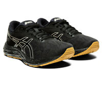 Asics Mens Gel-Excite 6 Winterised Running Shoe Black Sports Breathable