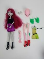 Create A Monster CAM Monster High WEREWOLF & DRAGON Ghoul Girls With Wings Ears