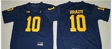 Replica Tom Brady Maze Michigan Wolverines Jersey! Sizes S-3XL