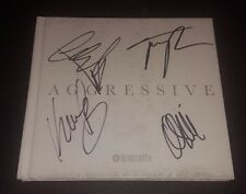 Aggressive Deluxe by BEARTOOTH Signed Autographed CD by All!