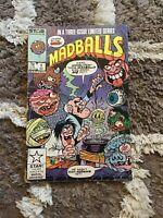 Madballs #1 Sep 1986 Marvel