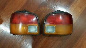 Daihatsu Mira Charade Centro L500 Rear Tail Lights