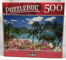 PUZZLEBUG Diamond Head, Honolulu, Hawaii 500 Piece Puzzle