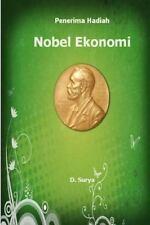 Penerima Hadiah Nobel Ekonomi : Tokoh Dan Lembaga Penerima Hadiah Nobel...