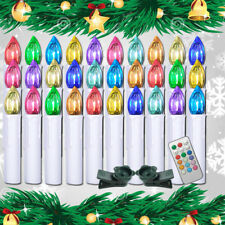 Lichterkette Weihnachtsbaum Kabellos.Lichterkette Weihnachtsbaum Kabellos In Weihnachtskerzen Günstig