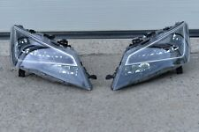 HEADLIGHT SCHEINWERFER SET SEAT LEON 3 III 5F0  FULL LED 2012- ORIGINAL OEM