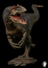 2018 Allosaurus Figurine Statue Model Dinosaur Figure Base Collector Decor Toy