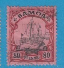 GERMAN COLONY SAMOA 65 NO FAULTS HEAVY HINGED VERY FINE !
