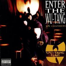 WU TANG CLAN ENTER THE 36 CHAMBERS NEW SEALED VINYL LP IN STOCK