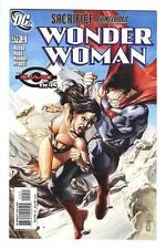 WONDER WOMAN 219 (NM+) KILLS MAX LORD (OMAC TIE-IN) SUPERMAN*