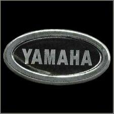 ROUND YAMAHA BIKER PIN