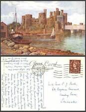 J Salmon Collectable Caernarvonshire Postcards