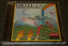 CHILE: PROMISE OF FREEDOM-THE FREEDOM ARCHIVES-USA CD 2003-Inti-Illimani