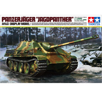 Tamiya 36210 German Tank Destroyer Jagpanther Late Version (Display Model) 1/16