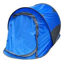 2 PERSONA PERSONE Instant Easy Pop Up Tenda Campeggio Festival Pesca Giardino Spiaggia
