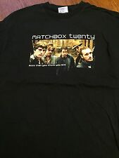 Matchbox Twenty: North American Tour 2003 T-Shirt Size L