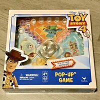 Disney Pixar Toy Story 4 Pop Up Game by Cardinal New