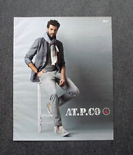 H556 - Advertising Pubblicità -2013- AT.P.CO