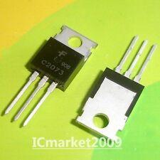 100 PCS KSC2073 TO-220 C2073 2SC2073 Vertical Deflection Output Power Amplifier