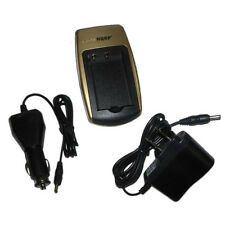 HQRP Battery Charger for Olympus BLS-1 / BLS1, Pen E-PL1 / E-P1 / E-P2