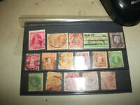 Small Lot Scarcer  Very Old New Zealand Stamps($238.00 catalog value)