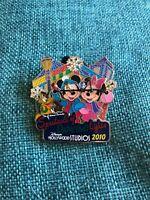 RARE Disney pin Osborne Family Spectacle of Dancing Lights Mickey Minnie Pluto