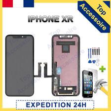 VITRE TACTILE + ECRAN LCD RETINA ASSEMBLÉ SUR CHASSIS POUR IPHONE XR NOIR